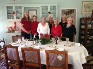 Women's Group Christmas 2015